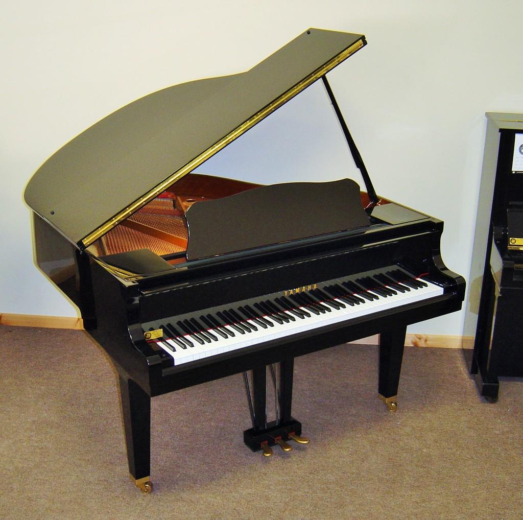 Yamaha gb1 baby grand benny crawford son ltd for Yamaha black baby grand piano