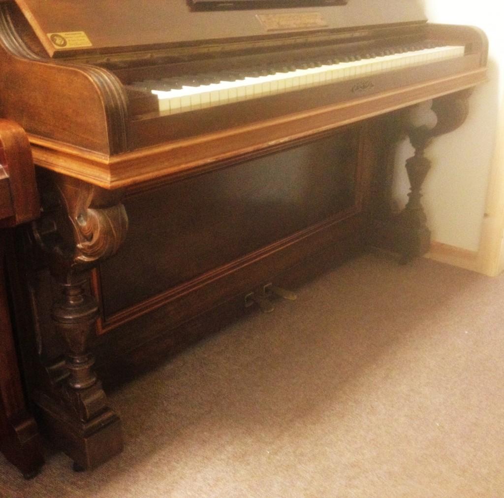 A.Schmidt Flohr Piano