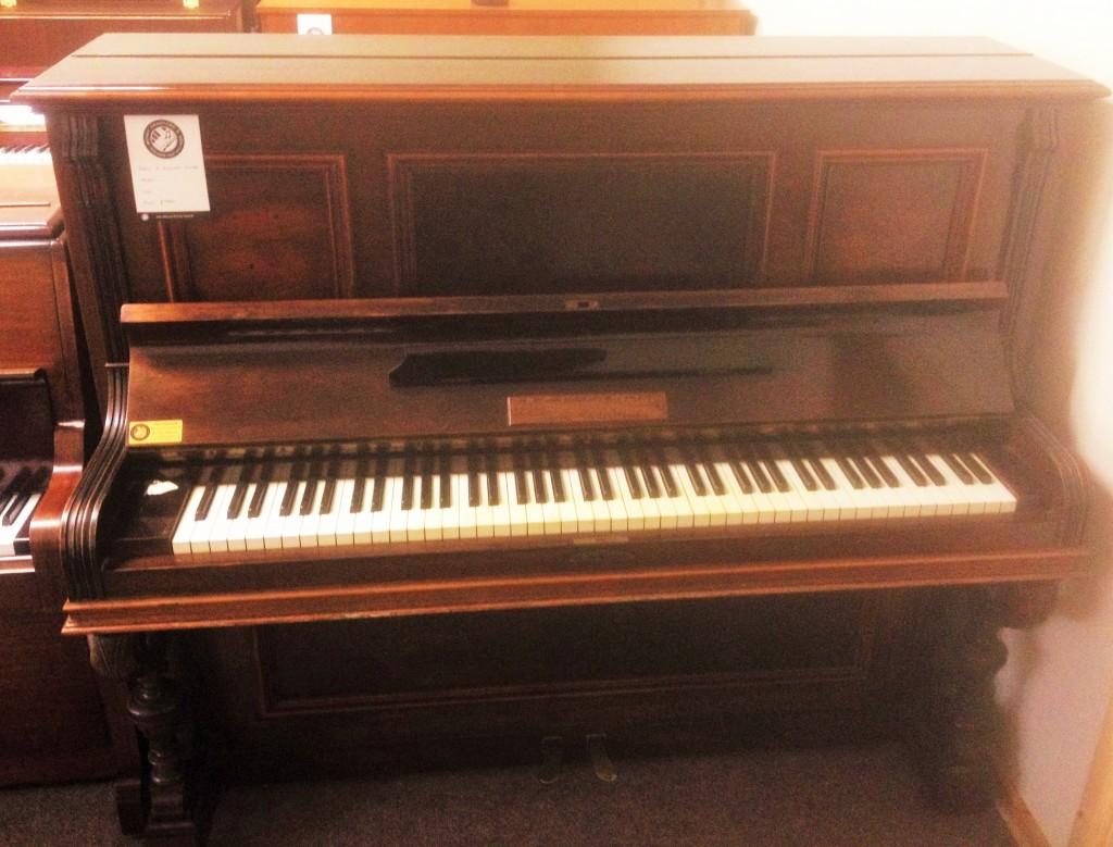 A.Schmidt Flohr Piano Swiss made