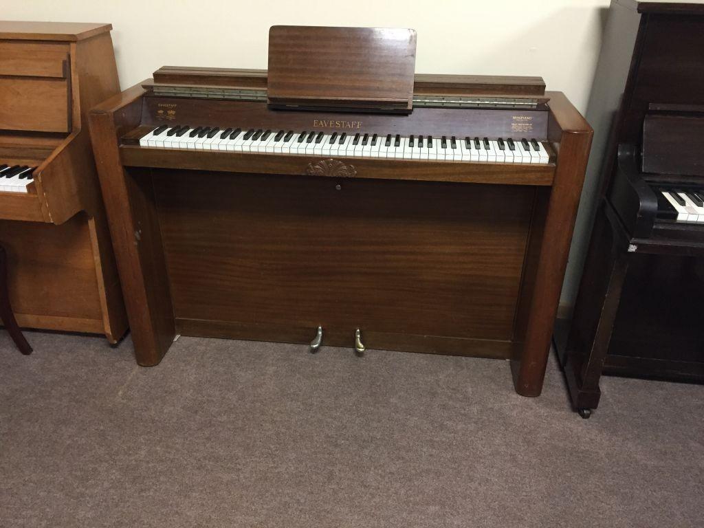 Evestaff Mini Piano