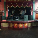 Grand Piano delivered to the Empire Music Hall