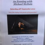 An Evening with Michael McHale @ the Royal Belfast Golf Club!