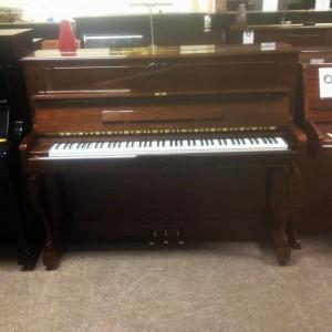 Samick piano walnut