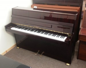 Samick upright piano