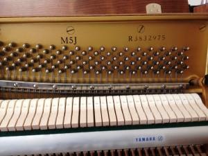 Yamaha piano M5J upright